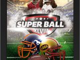 Super Bowl Party Flyer Template 49 event Flyer Templates Psd Ai Word Eps Vector