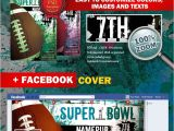 Super Bowl Party Flyer Template Super Bowl Psd Flyer Template 5386 Styleflyers