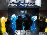 Super Bowl Party Flyer Template top 10 American Football Psd Flyer Templates