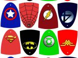 Superhero Lollipop Cape Template 9 Best Images Of Superhero Lollipop Printables Printable