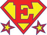 Superman Alphabet Template Printable Superman Birthday Banner for A Super Hero