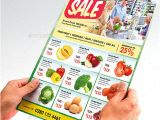 Supermarket Flyer Template 40 Premium and Free Marketing Flyer Psd Templates for