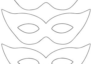 Swan Mask Template Mardi Gras Mask Craft and Template Printable Masquerade