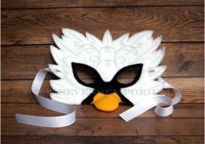 Swan Mask Template Pin Download Swan Mask Template On Pinterest