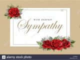 Sympathy Quotes for Flower Card with Sympathy Card Stock Photos with Sympathy Card Stock