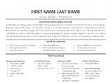 System Administrator Fresher Resume format Sample Resume for Linux System Administrator Fresher