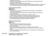 System Engineer Resume Senior System Engineer Resume Samples Velvet Jobs