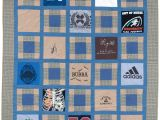 T Shirt Quilt Template How to Make A T Shirt Quilt with Marie Osmond Stitch