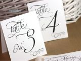 Table Numbers for Wedding Reception Templates 1 20 Reception Table Numbers Printable Tent Style