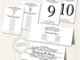 Table Numbers for Wedding Reception Templates Wedding Seating Chart Template Seating Plan Printable