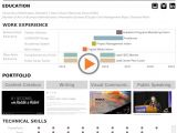 Tableau Resume Sample Five Tableau Resumes to Help Make Your Data Skills Shine