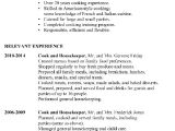 Taco Bell Resume Sample Resume Sample Cook