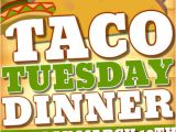 Taco Flyer Template Taco Tuesday Template Postermywall
