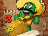 Taco Flyer Template Tacos Template Postermywall