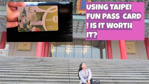 Taipei Pass Vs Easy Card the Advantages Of Using Taipei Unlimited Fun Pass Card In