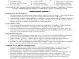 Targeted Resume Sample How to Write A Targeted Resume