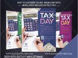 Tax Flyer Templates Free Free Tax Day Flyer Template by Elegantflyer