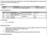Tcs Fresher Resume format Tcs Presentation Template Affordable Presentation