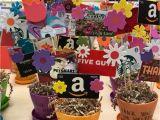 Teacher Appreciation Gift Card Flower Pot Pin On Teacher Ideas