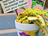 Teacher Appreciation Gift Card Flower Pot Teacher Appreciation Gift Ideas with Printables the