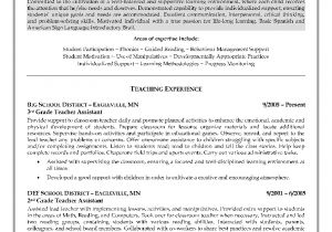 Teacher assistant Resume Sample Teacher assistant Resume Example Page 1 Canadian Resume