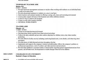 Teacher assistant Resume Sample Teacher assistant Resume Ipasphoto