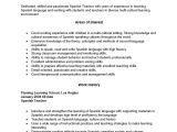 Teacher Resume Template Word Teacher Resume format In Word Best Resume Collection