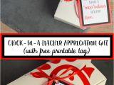 Teacher Thank You Card Ideas Pin On Gift Giving