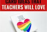 Teachers Day Card Creative Ideas 5 Handmade Card Ideas that Teachers Will Love Diy Cards