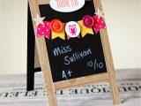 Teachers Day Card for Nursery Teacher Chalkboard Cards with Images Chalkboard Cards