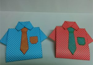 Teachers Day Card Handmade Ideas Art and Craft How to Make Shirt Card Father S Day Card