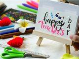 Teachers Day Card Ideas Simple 15 Handmade Teacher S Day Card Ideas for Kids