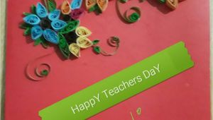 Teachers Day Card Kaise Banate Hain Card Ideas Find Handmade Christmas Card Tutorials to