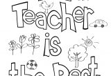 Teachers Day Card Very Nice Teacher Appreciation Coloring Sheet with Images Teacher