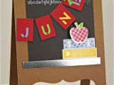 Teachers Day Card with Paper Back to School Card with Images Cards Handmade Gift Tag