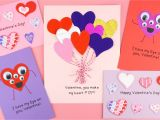 Teachers Day Easy Card Making 6 Easy Ways to Make A Heart Valentine Card for Kids Fun365