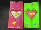 Teachers Day Heart Shape Card How to Make Easy Greeting Cards at Home Handmade Greeting