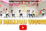 Teachers Day Ke Upar Card Teacher S Day Dance 2017 B S Memorial School Abu Road
