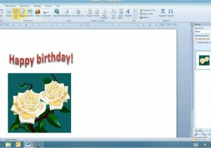 Teachers Day Par Greeting Card Banane Ka Tarika Working with Word Art In Ms Word Hindi A A A A A A