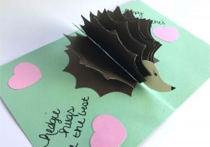 Teachers Day Pop Up Card Diy Pop Up Cards for Any Occasion