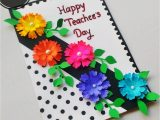 Teachers Day Simple Greeting Card Teachersdaysong Teachersday Teachersdaycard Punekarsneha
