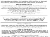 Technical Manager Resume Samples Technical Manager Resume Best Resume Gallery