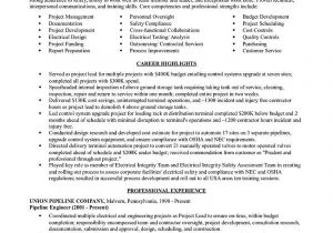Technical Skills for Electrical Engineer Resume Engineer Resume