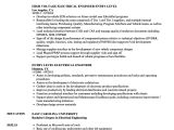 Technical Skills for Electrical Engineer Resume Entry Level Electrical Engineer Resume Samples Velvet Jobs