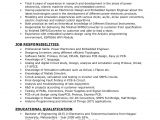 Technical Skills for Electronics Engineer Resume Power Electronics Engineer Resume Sachin Khante