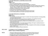 Technical Skills for Mechanical Engineer Resume 12 13 Mechanical Engineering Job Examples