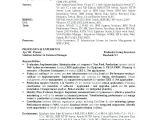 Technical Support Fresher Resume format Sample Technical Resume Wikirian Com