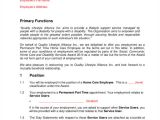 Temp to Perm Contract Template 20 Types Of Employment Contracts Samples In Pdf Word