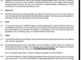 Temp to Perm Contract Template Part Time Employment Contracts Template