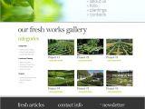 Templat Monster Landscape Design Joomla Template 35202